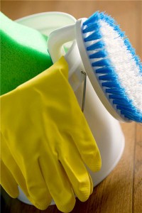Many people are unwittingly harbouring germs in the home due to lax cleaning practices